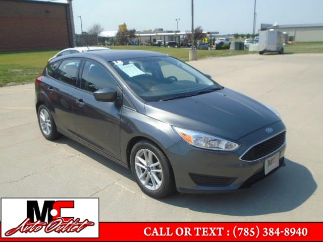 Used 2018 Ford Focus in Colby, Kansas | M C Auto Outlet Inc. Colby, Kansas