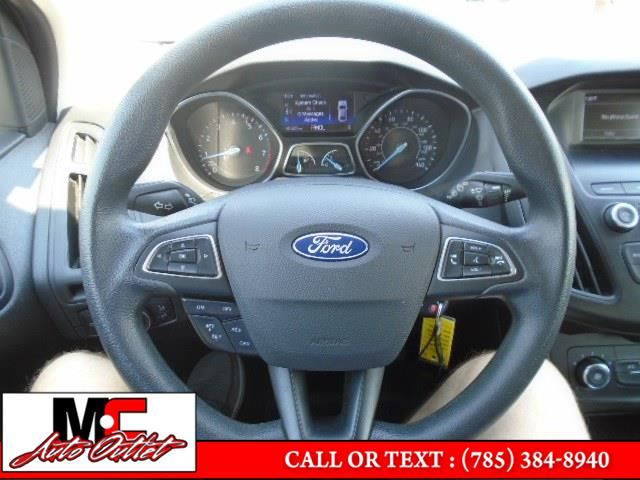 Used Ford Focus SE Hatch 2018   M C Auto Outlet Inc. Colby, Kansas