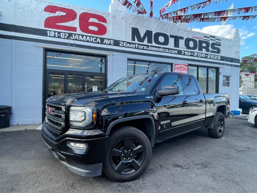 Used 2018 GMC Sierra 1500 in Hollis, New York | Jamaica 26 Motors. Hollis, New York
