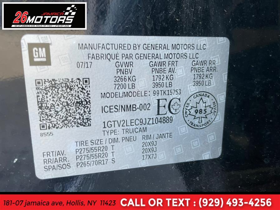 "Used GMC Sierra 1500 4WD Double Cab 143.5"" 2018   Jamaica 26 Motors. Hollis, New York"