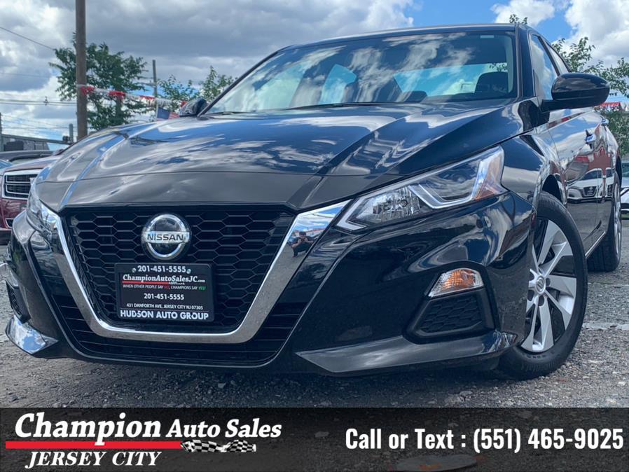 Used Nissan Altima 2.5 S Sedan 2020 | Champion Auto Sales of JC. Jersey City, New Jersey