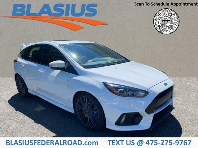 Used Ford Focus RS 2017   Blasius Federal Road. Brookfield, Connecticut