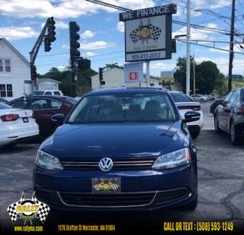 Used Volkswagen Jetta Sedan 4dr Auto SE PZEV 2014 | Rally Motor Sports. Worcester, Massachusetts