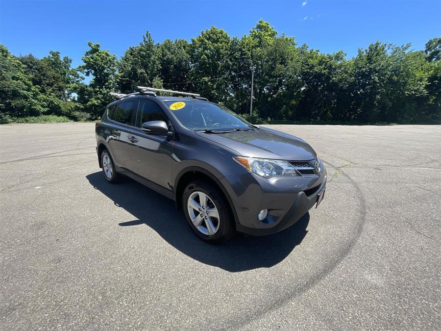 2013 Toyota RAV4 AWD 4dr XLE (Natl), available for sale in Stratford, CT