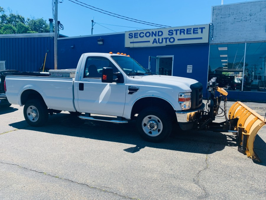 Used 2009 Ford Super Duty F-350 SRW in Manchester, New Hampshire | Second Street Auto Sales Inc. Manchester, New Hampshire