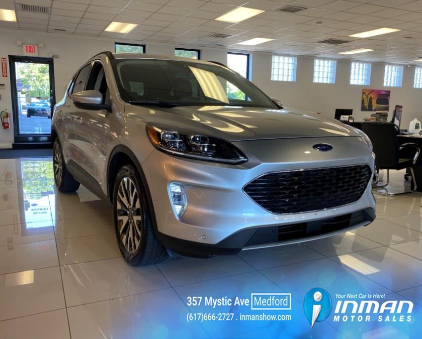 Used Ford Escape Titanium AWD 2020   Inman Motors Sales. Medford, Massachusetts