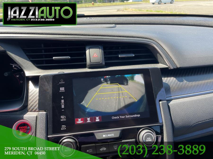 Used Honda Civic Sedan Si Manual 2017 | Jazzi Auto Sales LLC. Meriden, Connecticut