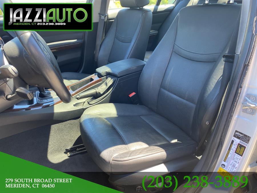 Used BMW 3 Series 4dr Sdn 328i xDrive AWD SULEV 2011   Jazzi Auto Sales LLC. Meriden, Connecticut