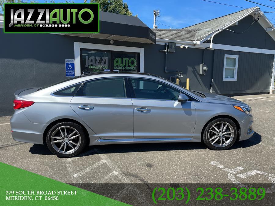 Used 2015 Hyundai Sonata in Meriden, Connecticut   Jazzi Auto Sales LLC. Meriden, Connecticut