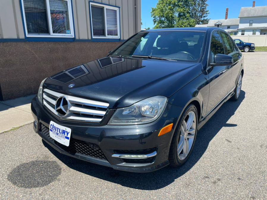 Used 2012 Mercedes-Benz C-Class in East Windsor, Connecticut | Century Auto And Truck. East Windsor, Connecticut