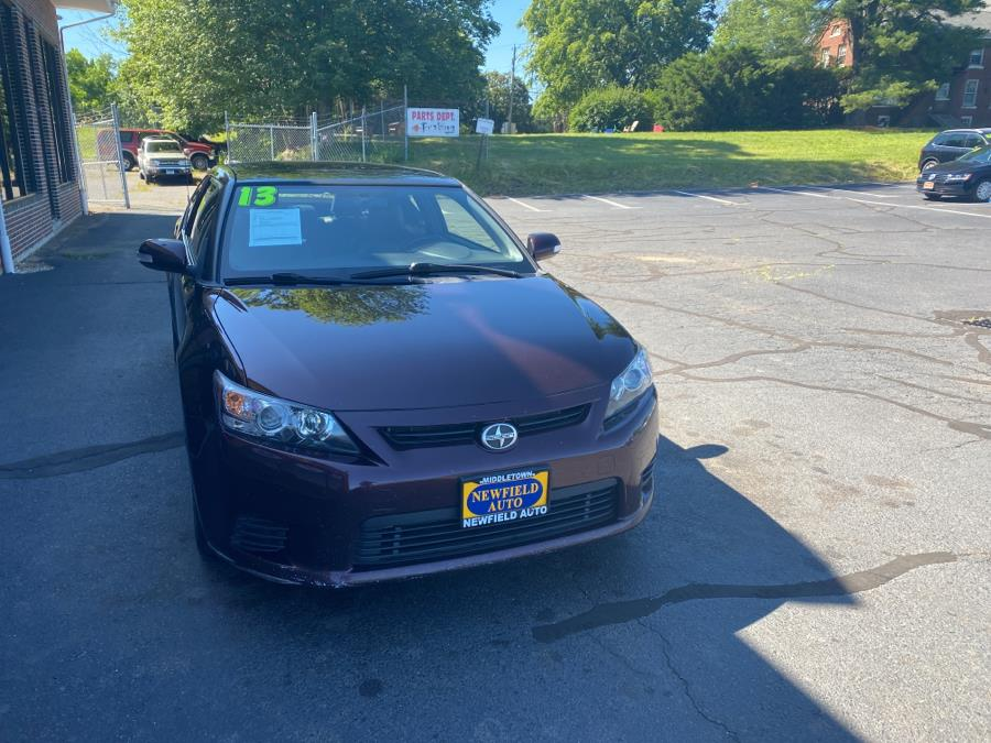 Used Scion tC 2dr HB Man (Natl) 2013 | Newfield Auto Sales. Middletown, Connecticut