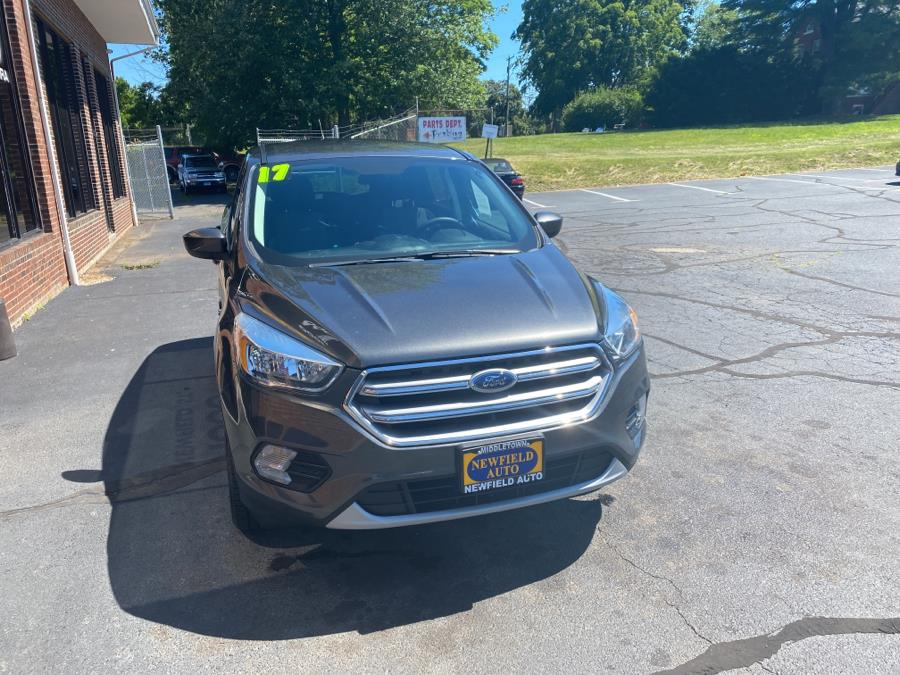 Used Ford Escape SE 4WD 2017 | Newfield Auto Sales. Middletown, Connecticut