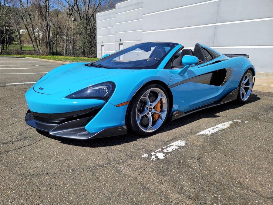 Used McLaren 600LT Spider 2020 | 0 to 60 Motorsports. Willimantic, Connecticut