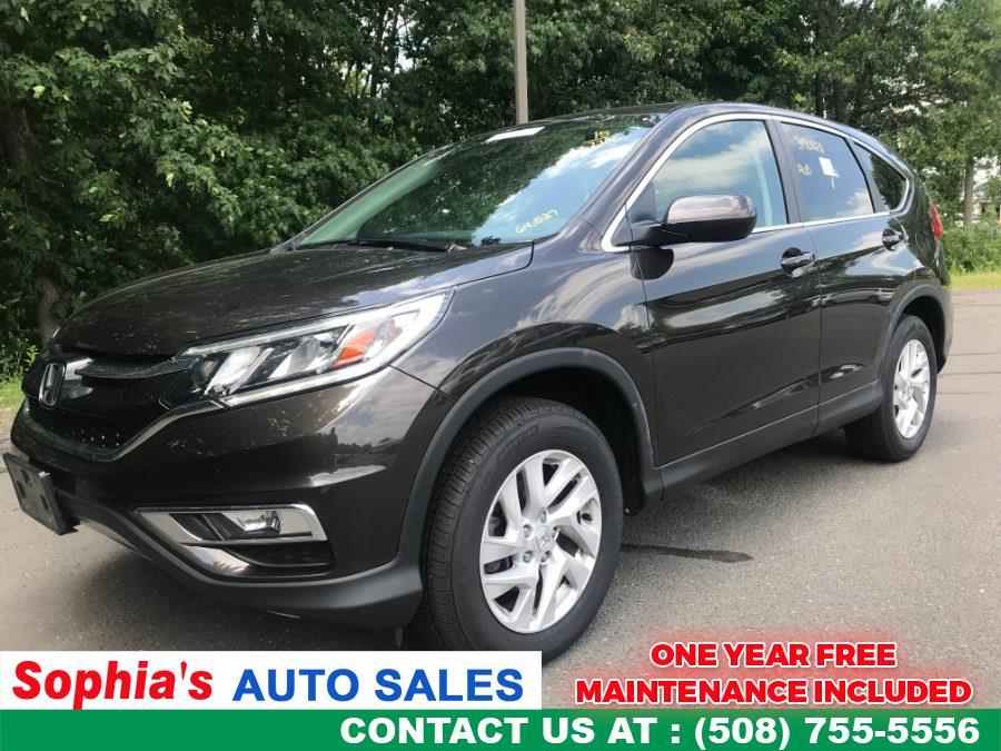 Used 2015 Honda CR-V in Worcester, Massachusetts | Sophia's Auto Sales Inc. Worcester, Massachusetts