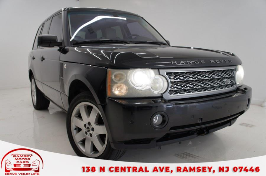 Used 2008 Land Rover Range Rover in Ramsey, New Jersey | Ramsey Motor Cars Inc. Ramsey, New Jersey
