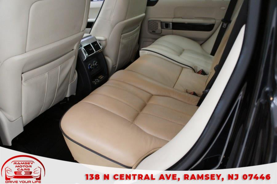 Used Land Rover Range Rover 4WD 4dr SC 2008 | Ramsey Motor Cars Inc. Ramsey, New Jersey