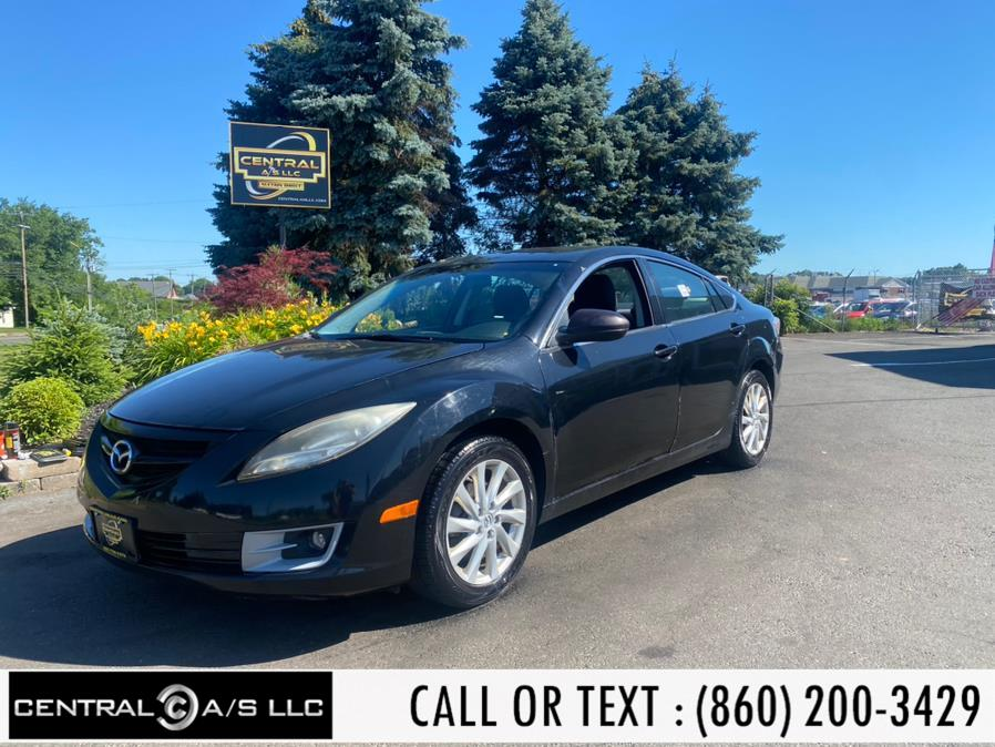 Used Mazda Mazda6 4dr Sdn Auto i Touring 2012 | Central A/S LLC. East Windsor, Connecticut