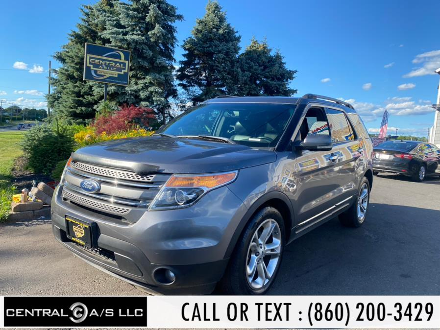 Used Ford Explorer 4WD 4dr Limited 2012   Central A/S LLC. East Windsor, Connecticut