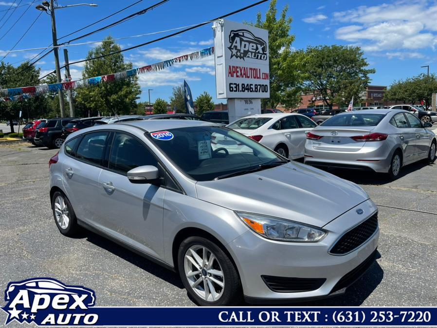 Used 2016 Ford Focus in Selden, New York | Apex Auto. Selden, New York