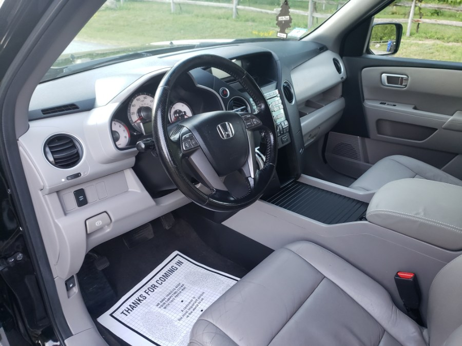 Used Honda Pilot 4WD 4dr EX-L 2010   ODA Auto Precision LLC. Auburn, New Hampshire