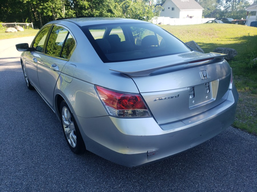 Used Honda Accord Sdn 4dr I4 Auto EX 2008 | ODA Auto Precision LLC. Auburn, New Hampshire