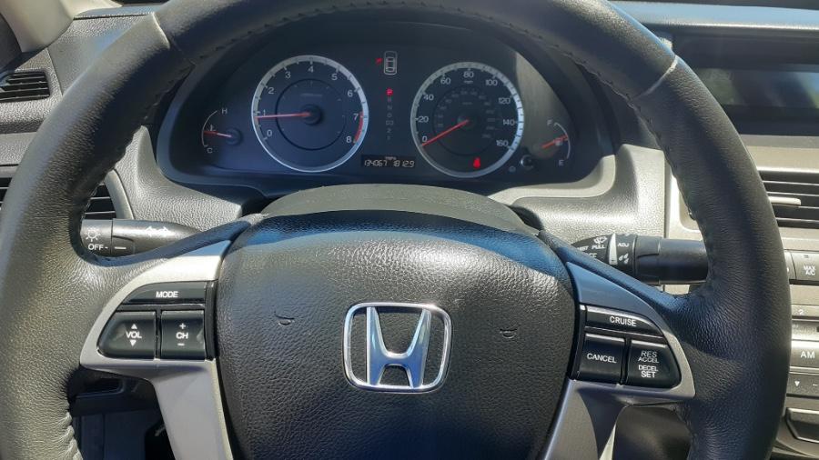 Used Honda Accord Sdn 4dr I4 Auto SE 2012   Wonderland Auto. Revere, Massachusetts
