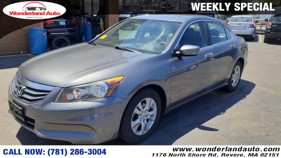 Used 2012 Honda Accord Sdn in Revere, Massachusetts | Wonderland Auto. Revere, Massachusetts
