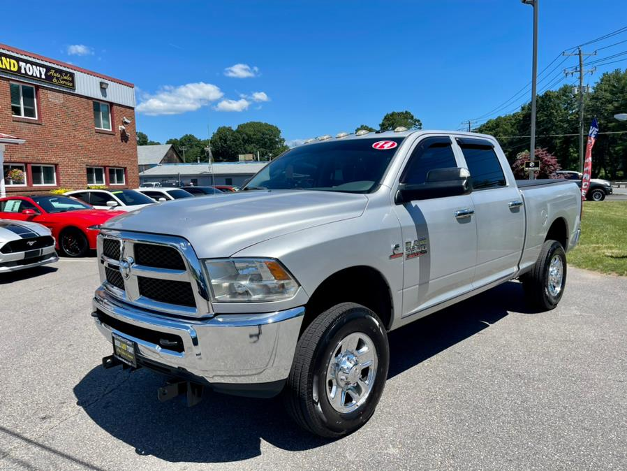 """Used Ram 2500 4WD Crew Cab 149"""" Tradesman 2014   Mike And Tony Auto Sales, Inc. South Windsor, Connecticut"""