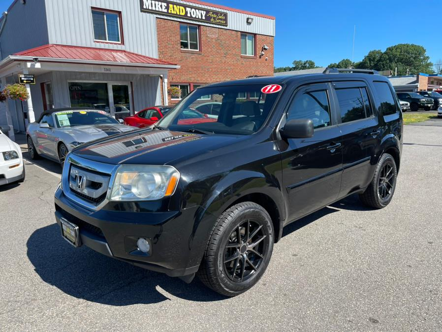Used Honda Pilot 4WD 4dr EX 2011 | Mike And Tony Auto Sales, Inc. South Windsor, Connecticut