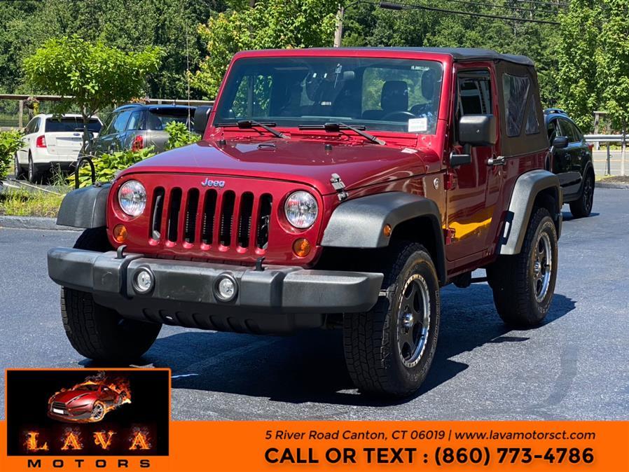 Used 2012 Jeep Wrangler in Canton, Connecticut | Lava Motors. Canton, Connecticut