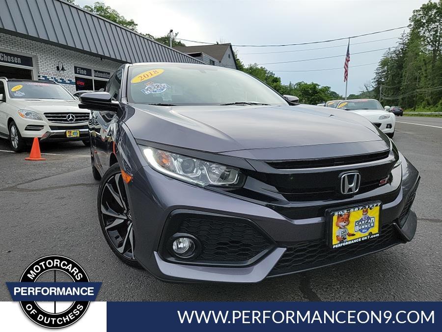Used 2018 Honda Civic Si Sedan in Wappingers Falls, New York | Performance Motorcars Inc. Wappingers Falls, New York