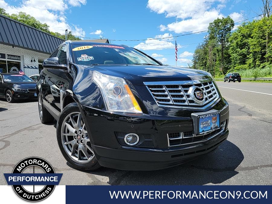 Used Cadillac SRX  LUXURY AWD 4dr Performance Collection 2016 | Performance Motorcars Inc. Wappingers Falls, New York