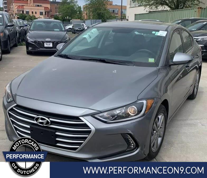 Used 2018 Hyundai Elantra in Wappingers Falls, New York   Performance Motorcars Inc. Wappingers Falls, New York