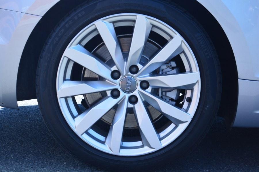 Used Audi A5 Cabriolet 2.0 TFSI Premium Plus 2018 | Longmeadow Motor Cars. ENFIELD, Connecticut