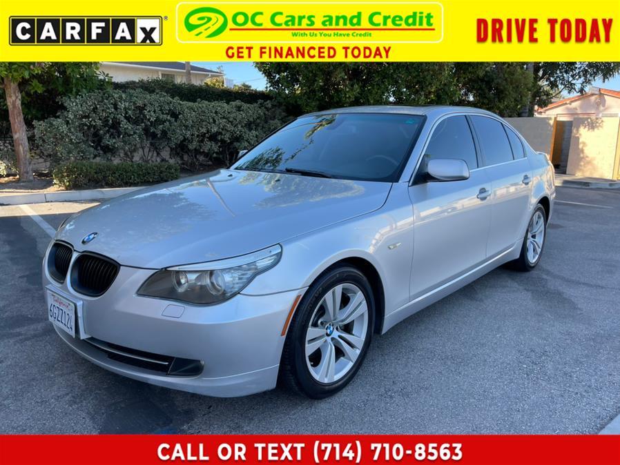 Used 2009 BMW 5 Series in Garden Grove, California | OC Cars and Credit. Garden Grove, California