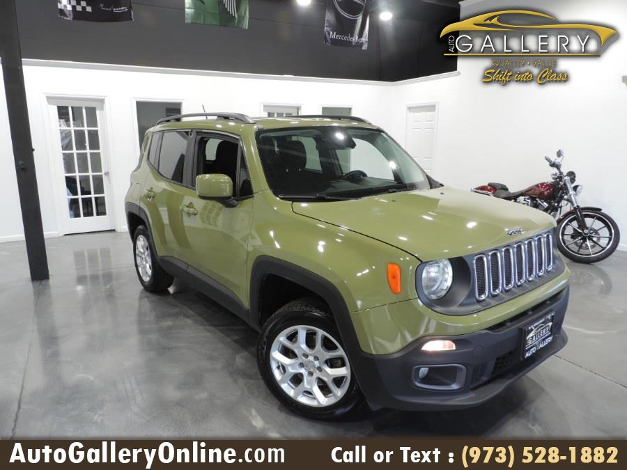 Used 2015 Jeep Renegade in Lodi, New Jersey | Auto Gallery. Lodi, New Jersey