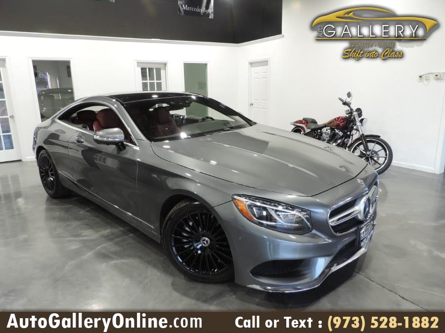 Used 2018 Mercedes-Benz S-Class in Lodi, New Jersey | Auto Gallery. Lodi, New Jersey