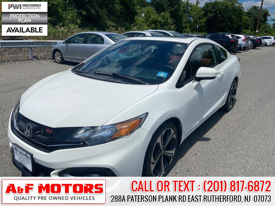 Used 2015 Honda Civic Coupe in East Rutherford, New Jersey | A&F Motors LLC. East Rutherford, New Jersey