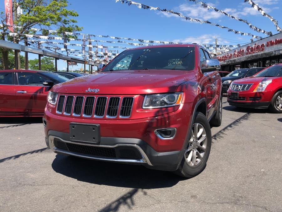 Used 2015 Jeep Grand Cherokee in Bronx, New York | Champion Auto Sales Of The Bronx. Bronx, New York