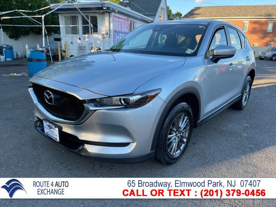 Used Mazda CX-5 Sport AWD 2018   Route 4 Auto Exchange. Elmwood Park, New Jersey