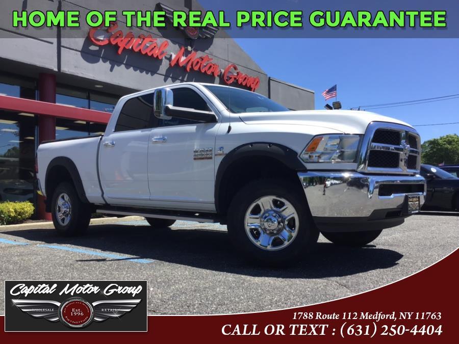 Used 2018 Ram 2500 in Medford, New York | Capital Motor Group Inc. Medford, New York