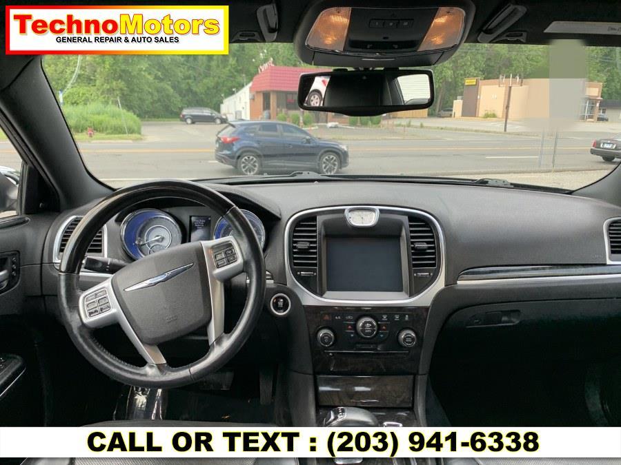 Used Chrysler 300 4dr Sdn 300C AWD 2014   Techno Motors . Danbury , Connecticut