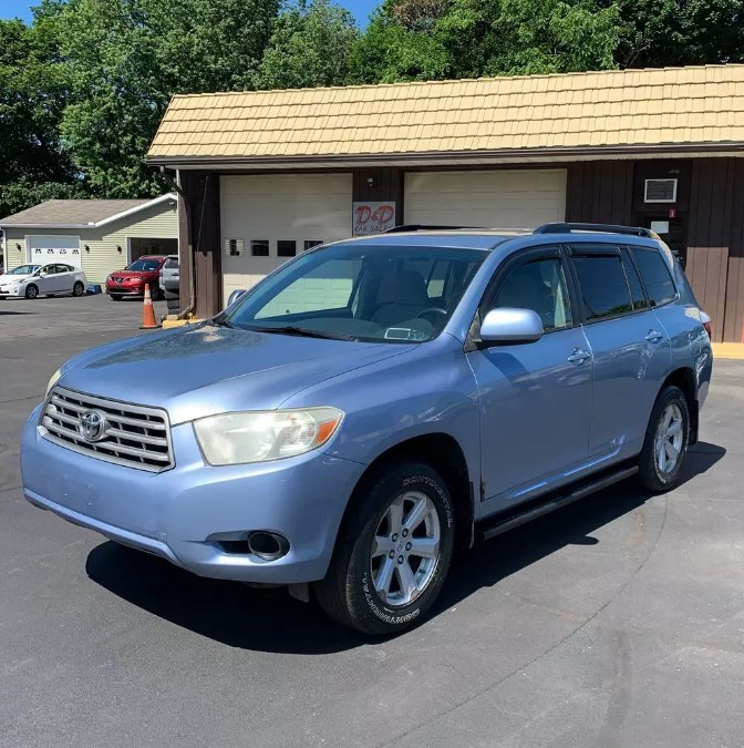 Used Toyota Highlander 4WD 4dr Base 2008 | Payless Auto Sale. South Hadley, Massachusetts