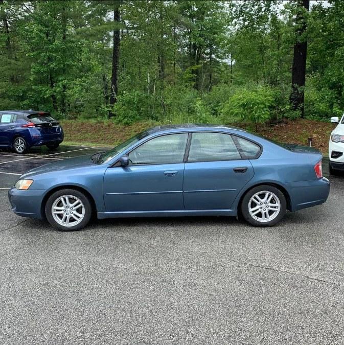 Used Subaru Legacy Sedan 2.5i Ltd Auto 2005 | Payless Auto Sale. South Hadley, Massachusetts