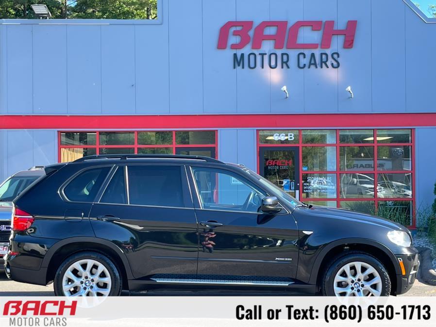 Used BMW X5 AWD 4dr 35i Premium 2012 | Bach Motor Cars. Canton , Connecticut