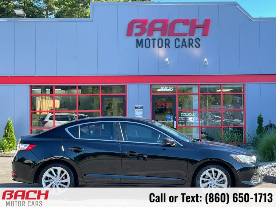 Used Acura ILX 4dr Sdn 2016   Bach Motor Cars. Canton , Connecticut