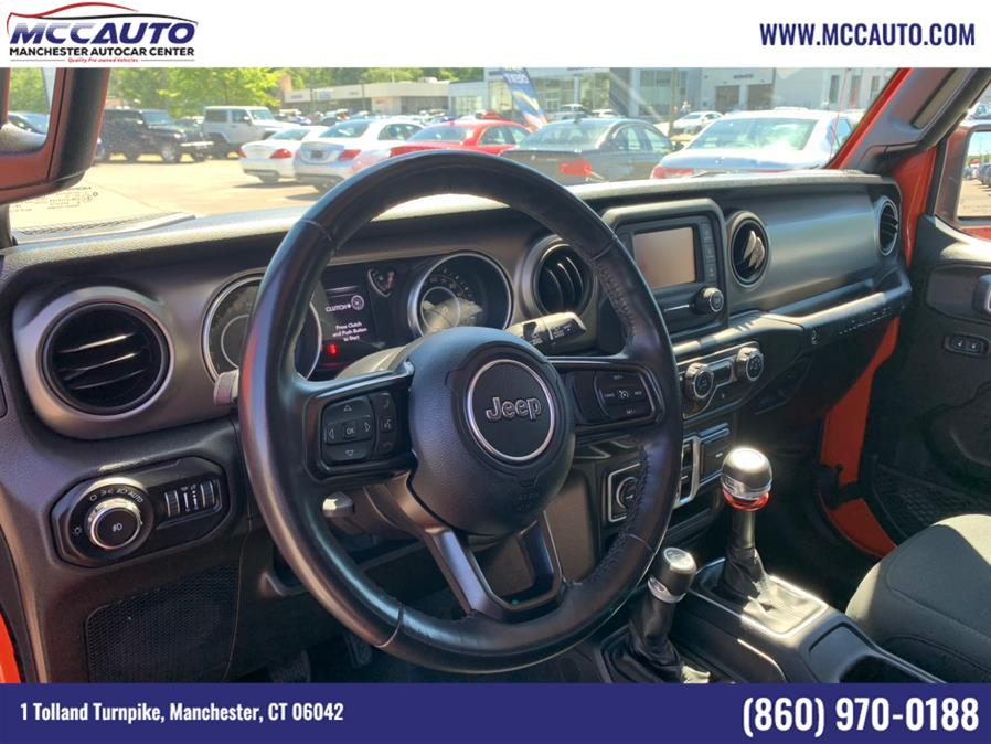 Used Jeep Wrangler Unlimited Sport S 4x4 2018   Manchester Autocar Center. Manchester, Connecticut