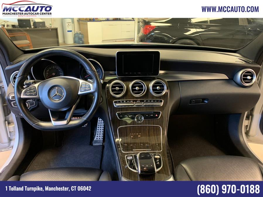 Used Mercedes-Benz C-Class 4dr Sdn C 300 Luxury 4MATIC 2015   Manchester Autocar Center. Manchester, Connecticut