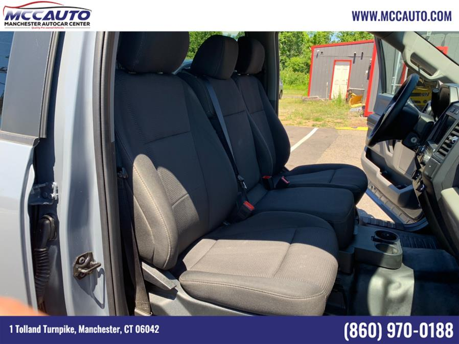 Used Ford F-150 XL 4WD SuperCrew 6.5'' Box 2019 | Manchester Autocar Center. Manchester, Connecticut