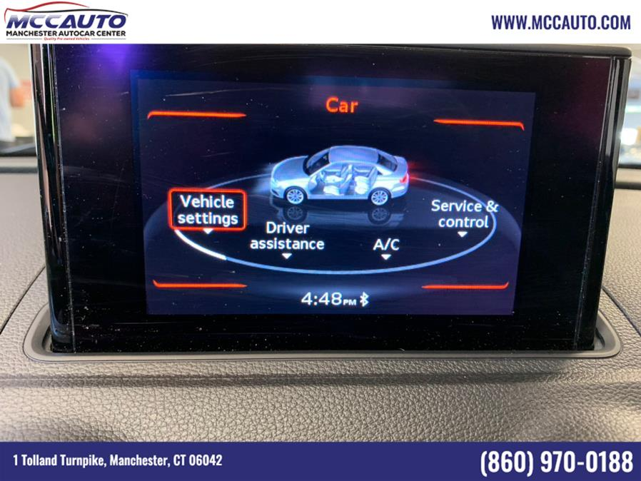 Used Audi A3 4dr Sdn quattro 2.0T Premium 2016 | Manchester Autocar Center. Manchester, Connecticut